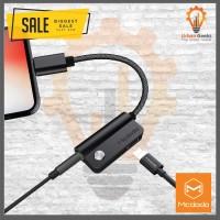 Mcdodo Adapter Audio Converter Lightning Iphone 7 8 X Jack 3.5mm CA347