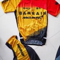 Baju sepeda jersey celana set group downhill cross sepasang sepeda