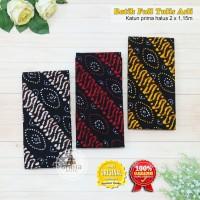 Batik Bakaran Kain BATIK TULIS bahan seragam sarimbit Ladrang Parang
