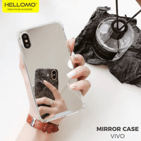 Anti Crack Casing HP Mirror Kaca Vivo / Anticrack Case Cermin Vivo - S1