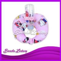 Bantal penyangga dot botol susu bayi bantal leher baby bottle holder