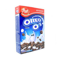 OREO O'S POST CEREAL WITH MARSHMALLOW - SEREAL MADE IN KOREA 250GR