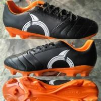 sepatu Bola Ortuseight Mirage Fg Black / White / Ortrange