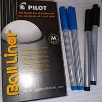 PULPEN PILOT BALL LINER / PULPEN PILOT BALLINER 0,8