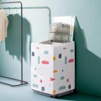 Sarung Cover Mesin Cuci Tebal, Anti Air dan Panas
