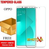 Tempered Glass Oppo F5 F7 F9 A37 A57 A83 A71 Pelindung Kaca Anti Gores