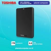 HARDISK EKSTERNAL TOSHIBA 1TB BASIC-READY BLACK