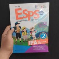 Buku ESPS SD/MI Kelas 2 IPA