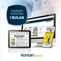 Harian Kontan Epaper 1 bulan