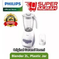 Philips Blender HR 2115 Plastik Jar 2 liter