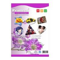 PRINTECH Glossy Sticker Paper A4 125g - 02015