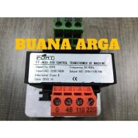 Multi Trafo Step Down 63 VA - Output 220V/110V/48V - FT-JK63-220