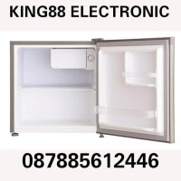 Mini Bar Electrolux Eum500Sb / Kulkas Portable Electrolux Silver