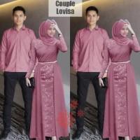 Big Sale Murah Baju Gamis Couple Terbaru Seragam Keluarga Couplefamily