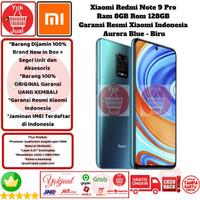 Xiaomi Redmi Note 9 Pro 9pro 8GB/128GB 8/128 GB Garansi Resmi-White