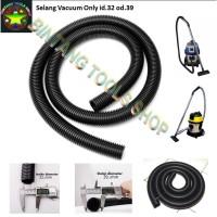 Selang Vacuum Cleaner id32 Panjang 2.5meter for Krisbow Alphalux dll