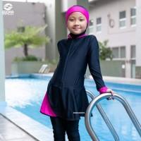 Baju Renang Muslimah Anak SD Edora Nasya Kids