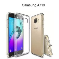 Casing Anti crack SoftCase for Samsung Galaxy A710 / A7 2016