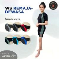 Baju Renang WS Remaja-Dewasa (Unisex) - Merk Z3000S