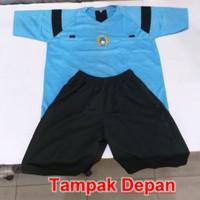 Setelan / Baju Celana Wasit Sepakbola (Logo PSSI)