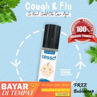 Cessa Cough N Flu (0-2 tahun) Essential Oil Pereda Batuk & Pilek Bayi