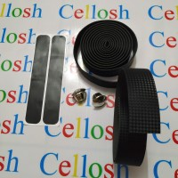 Hand Grip Bar Tape Sepeda 2Roll - Black
