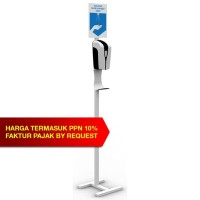 AUTOMATIC HAND SANITIZER / SOAP DISPENCER + Hollow Stand + TRAY