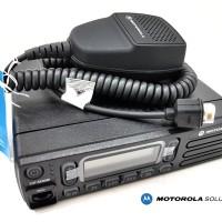 PAKET RADIO RIG MOBIL MOTOROLA XIR M3688 VHF 45W BRACKET MAGNET ANTENA