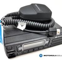 PAKET RADIO RIG MOTOROLA XIR M3688 VHF 45 WATT PLUS BRACKET DAN ANTENA
