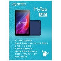 Tablet Axioo Mytab A80/8 Blue (3GB + 32 GB)