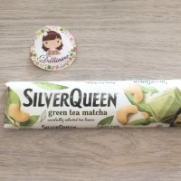 cokelat silverqueen Green tea 65 gram bayangan ukuran besar