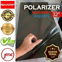 Polarizer Lcd 32 inch Sharp Aquos Polariser sharp 32 inch 0 deraja