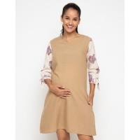 Dress Hamil/Baju Kerja Ibu Hamil dari Styves