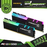 Gskill DDR4 TridentZ RGB PC28800 32GB (2x16GB) F4-3600C18D-32GTZR