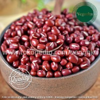 Veganku - Adzuki beans Premium 250gr Kacang Merah Red Bean