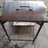 penutup bak kontrol stainless steel