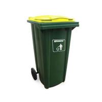 Krisbow 240 Ltr Tempat Sampah Plastik Outdoor Neo