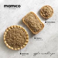 Apple Crumble Pie - SMALL