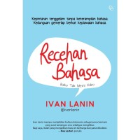 Buku Recehan Bahasa oleh Ivan Lain