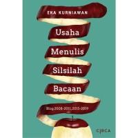 Buku Usaha Menulis Silsilah Bacaan oleh Eka Kurniawan