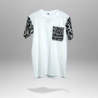 T-Shirt Batik Asmat x Parang Keris Shortsleeve