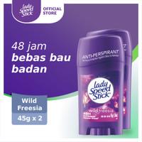 Palmolive Deodoran Lady Speed Stick Wild Freesia 45gr - Isi 2