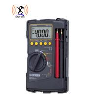 Multitester Original Sanwa CD800a Digital Multimeter CD800 a/ Avometer