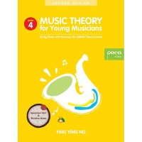 Music Theory for Young Musician - Grade 4 (2nd Edition)