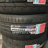 Ban Bridgestone Potenza Adrenalin RE003 225/45 R18 (Ban Mercedes, BMW)