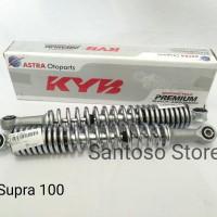 Shock Breaker Kayaba KYB Premium Supra X Fit belakang