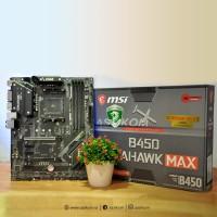 Motherboard MSI B450 Tomahawk MAX | By Astikom