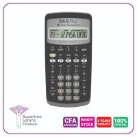 Texas Instruments BA II Plus Calculator (Standard)