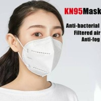 MASKER KN 95 MEDICAL GRADE ISI 5 PCS REUSABLE
