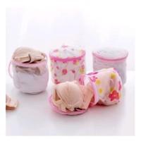 Jaring Kantong Sarung Cuci Cucian BH Laundry Londri Washing Bag Bra